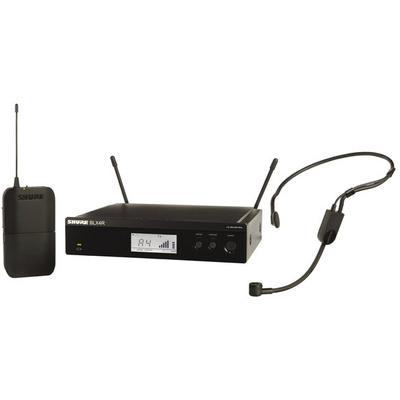 Shure BLX14R P31 Lavalier Wireless System with PGA31 Performance Headset