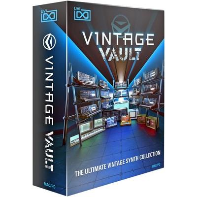 UVI Vintage Vault - Wavetable Synthesis Retrospective Virtual Instruments Bundle (Download)