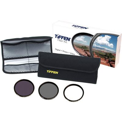 Tiffen 37mm Digital Essentials Filter Kit