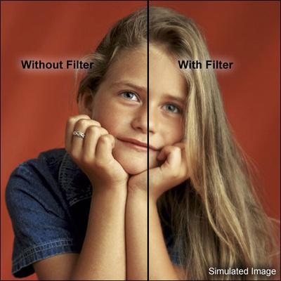 Tiffen 52mm Soft/FX 1/2 Filter