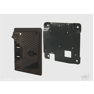 Ikan V8PBK-A Pro Battery Plate Kit