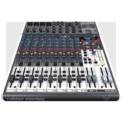 Behringer Xenyx X1622USB Mixer old
