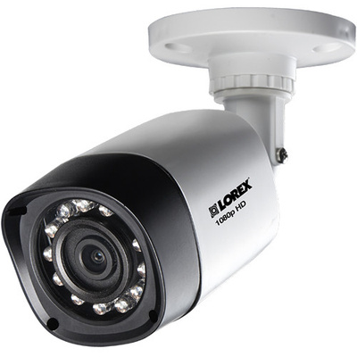 Lorex MPX Series 1080p IR Bullet Camera with 3.6mm Fixed Lens (Retail Packaging)