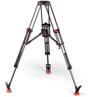 Sachtler Speed-Lock CF Carbon Fibre 2-Stage Tripod Legs (100mm Bowl) - Supports 41 kg