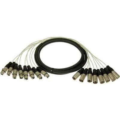 Pro Co Sound MT8XFXM-10 Multitrack Analog Studio Harness Cable