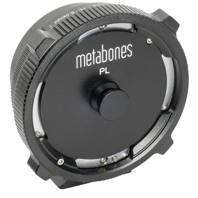 Metabones PL to Sony E-mount T Adapter (Matte Black)