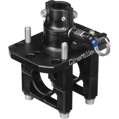 "CineMilled DJI Ronin Stabilizer Armpost Adaptor (5/8"")"
