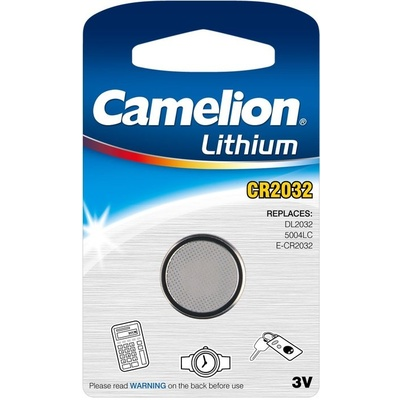 Camelion CR2032 Lithium 3V Coin Cell Battery