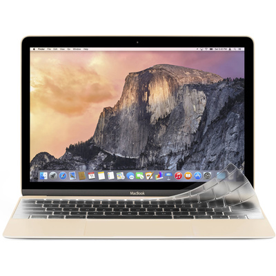 Moshi ClearGuard Keyboard Protector for MacBook Retina 12""