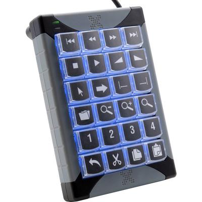 X-keys XK-24 for KVM Control