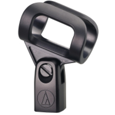 Audio Technica AT8456A Quiet-Flex Microphone Stand Clamp for Wireless Transmitters
