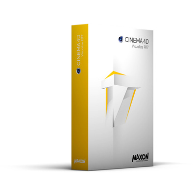 Maxon CINEMA 4D Visualize R17 - Competitive Sidegrade (Download)
