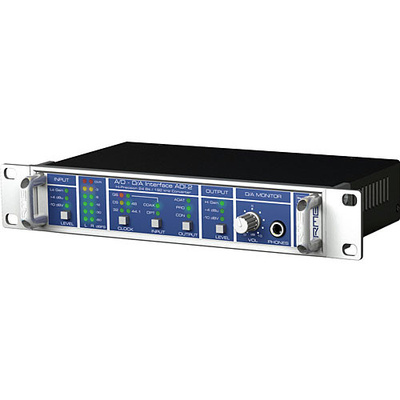 RME ADI-2 - 2-Channel, High Performance A/D and D/A 24-bit/192kHz Converter