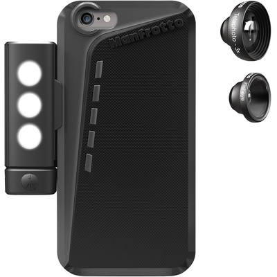 Manfrotto KLYP+ Deluxe Photo Bundle for iPhone 6