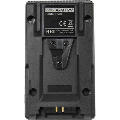 IDX System Technology A-MT2V Male V-Plate Adapter