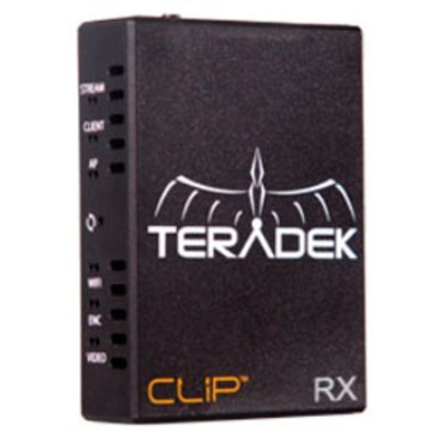 Teradek Clip Featherlight Ultra Miniature Video Decoder with Internal Antenna