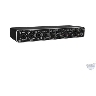 Behringer U-PHORIA UMC404HD - USB 2.0 Audio/MIDI Interface