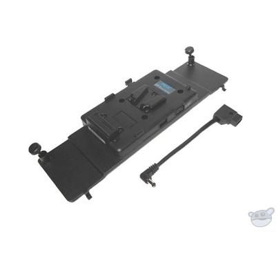 Litepanels LP1X1-BAPV V-Mount Battery Adapter Plate