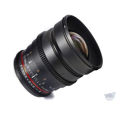 Samyang 24mm T1.5 Cine Lens for Sony E Mount