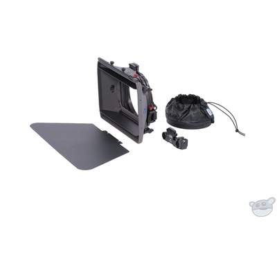 Vocas MB-255 Matte Box Kit with 15mm Rod Support (114mm)