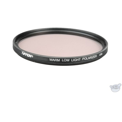 Tiffen 46mm Warm Low Light Linear Polarizer Filter