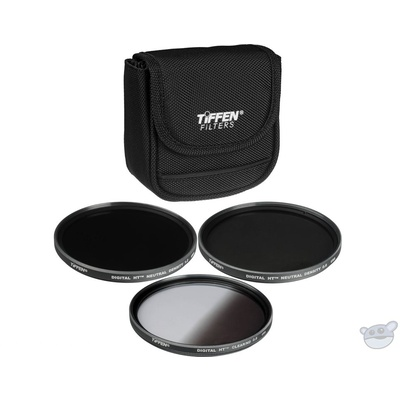 Tiffen 67mm Digital HT Neutral Density Filter Kit