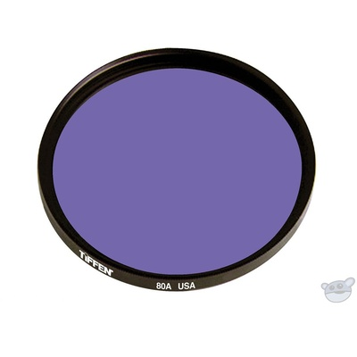 Tiffen 72mm 80A Color Conversion Filter
