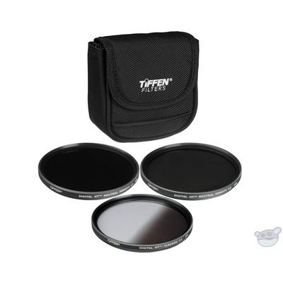Tiffen 72mm Digital HT Neutral Density Filter Kit