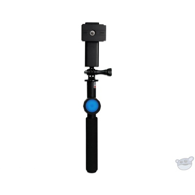 DiCAPac Floating Selfie Stick with Bluetooth Remote Control