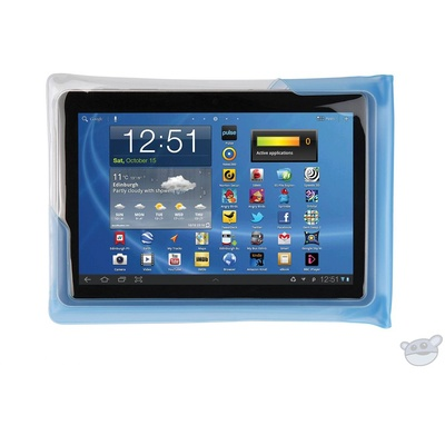 "DiCAPac Waterproof Case for 10"" Tablets (Blue)"