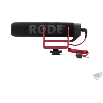Rode VideoMic GO On-Camera Shotgun Microphone - OPEN BOX