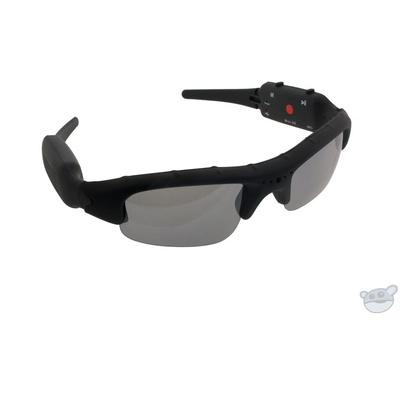 BrickHouse Security SpyShades Hidden Camera Sunglasses