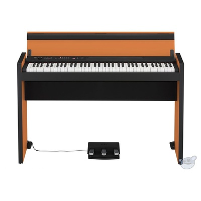 Korg LP 380 73-Key Digital Piano (Orange-Black)