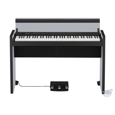Korg LP 380 73-Key Digital Piano (Silver-Black)