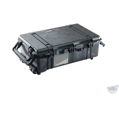 Pelican 1670 Case without Foam (Black)