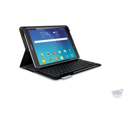 "Logitech TYPE-S Keyboard Case for 9.7"" Samsung Galaxy Tab A (Black)"