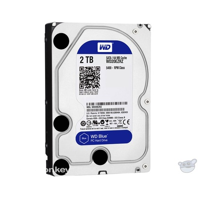 "WD 2TB Blue 3.5"" Hard Drive"