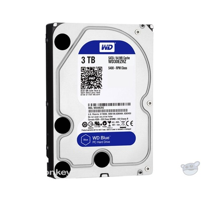 """WD 3TB Blue 3.5"""" Hard Drive"""