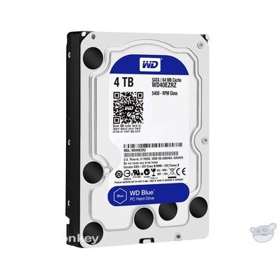 """WD 4TB Blue 3.5"""" Hard Drive"""