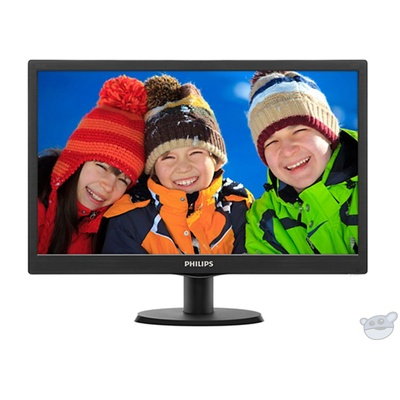 "Philips LCD monitor 203V5LSB2 V Line 20 (Viewable 19.5"" / 49.5 cm)"