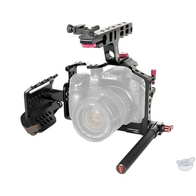 Varavon ARMOR II Pro Cage for Panasonic GH4 & GH3