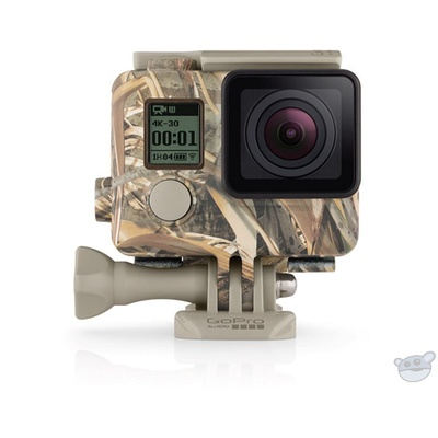 GoPro Camo Housing + QuickClip (Realtree MAX-5 - Waterfowl)