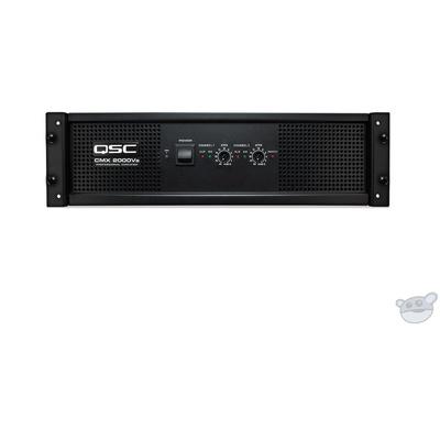 QSC CMX2000Va 2500W Professional Power Amplifier