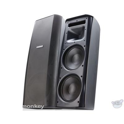 """QSC ADS282HT 8"""" 2-Way Loudspeaker (Black)"""