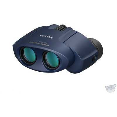 Pentax 10x21 U-Series UP Binocular (Navy)