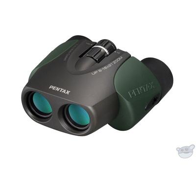Pentax 8-16x21 U-Series UP Binocular (Green)