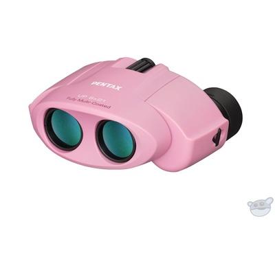 Pentax 8x21 U-Series UP Binocular (Pink)