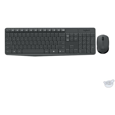 Logitech MK235 Keyboard And Mouse Combo