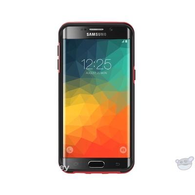 Spigen Neo Hybrid Carbon Case for Galaxy S6 edge+ (Dante Red)