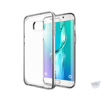 Spigen Neo Hybrid Crystal Case for Galaxy S6 edge+ (Satin Silver)